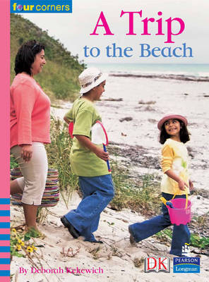 Four Corners: A Trip to the Beach by Deborah Kekewich