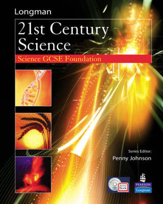 Science for 21st Century Foundation Student Book and Activebook by Penny Johnson, Mark Levesley