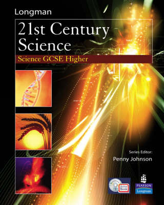 Science for 21st Century GCSE Single Science Higher Student Book and Activebook by Penny Johnson, Mark Levesley