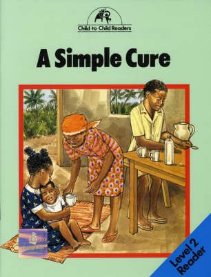 A Simple Cure by Collette Hawes, Pauletta Edwards