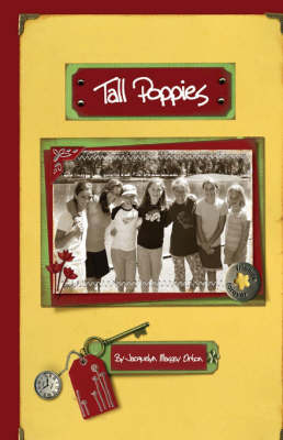 Tall Poppies The Tall Poppy Diaries by Jacquelyn Massey Orton