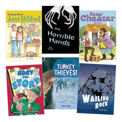 Learn at Home:Pocket Reads Year 4 Fiction Pack (6 Books) by Ann Pilling, Mick Gowar, David Roberts