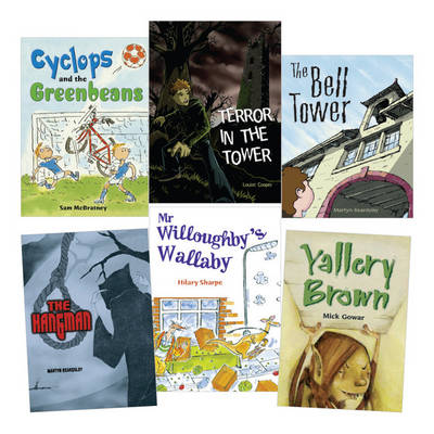 Learn at Home:Pocket Reads Year 5 Fiction Pack (6 Books) by Mick Gowar, Sam McBratney
