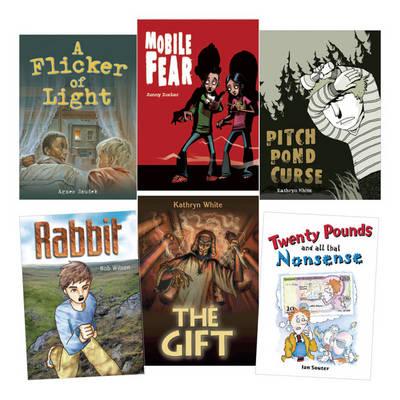 Learn at Home:Pocket Reads Year 6 Fiction Pack (6 Books) by Bob Wilson, Agnes Szudek, Roger Jones
