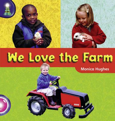 Lighthouse Reception/P1 Pink B: Love Farm (6 Pack) by Linda Hurley, Monica Hughes
