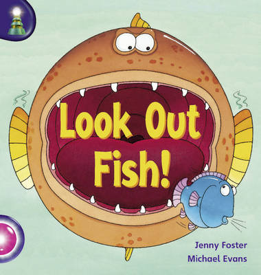 Lighthouse Reception P1 Pink B: Look Fish (6 Pack) by Jenny Foster, Linda Hurley
