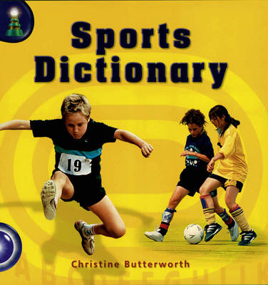Lighthouse Yr1/p2 Blue: Sports Dictionary (6 Pack) by Christine Butterworth