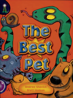 Lighthouse Yr2/P3 Purple: The Best Pet (6 Pack) by Andrea Shavick