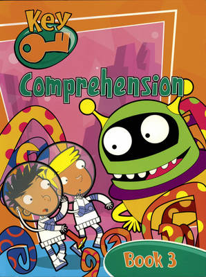 Key Comprehension New Edition Pupil Book 3 (6 Pack) by Angela Burt