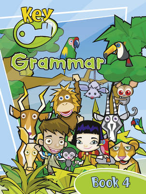 Key Grammar Pupil Book 4 (6 Pack) by