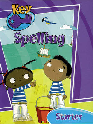 Key Spelling Starter Level Pupil Book (6 Pack) by