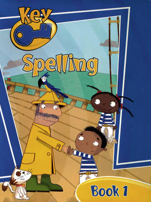 Key Spelling Pupil Book 1 (6 Pack) by