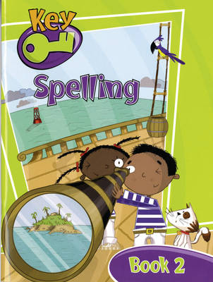Key Spelling Pupil Book 2 (6 pack) by