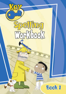 Key Spelling Level 1 Work Book (6 Pack) by William Shakespeare, E. C. Black, A. J. George