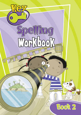 Key Spelling Level 2 Work Book (6 Pack) by William Shakespeare, E. C. Black, A. J. George