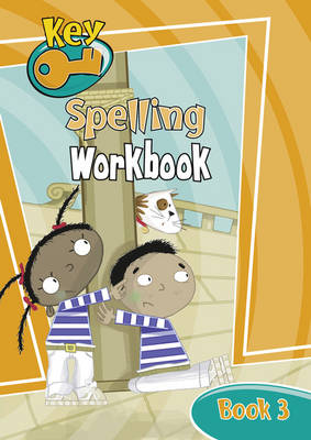 Key Spelling Level 3 Work Book (6 pack) by William Shakespeare, E. C. Black, A. J. George