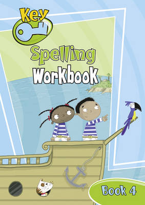 Key Spelling Level 4 Workbook (6 Pack) by