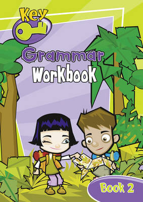 Key Grammar Level 2 Work Book (6 pack) by