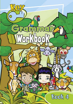 Key Grammar Level 4 Work Book (6 Pack) by