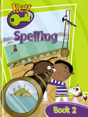 Key Spelling Level 2 Easy Buy Pack by William Shakespeare, E. C. Black, A. J. George