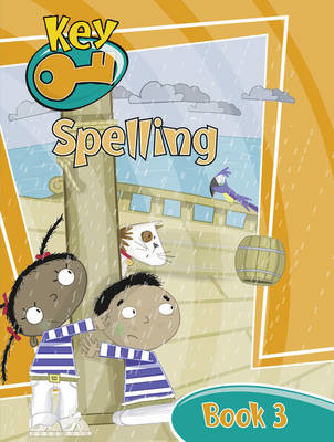 Key Spelling Level 3 Easy Buy Pack by William Shakespeare, E. C. Black, A. J. George