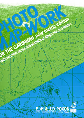 Photo Map-work for the Caribbean by John Poxon