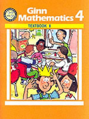 National Curriculum Ginn Mathematics Year 4 Textbook 1 by