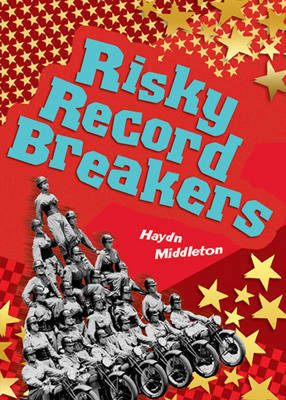 Pocket Facts Year 3: Risky Record Breakers by Haydn Middleton