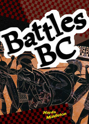 Pocket Facts Year 3: Battles B.C. by Haydn Middleton