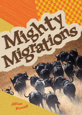 Pocket Facts Year 4: Mega Migrations by Jillian Powell