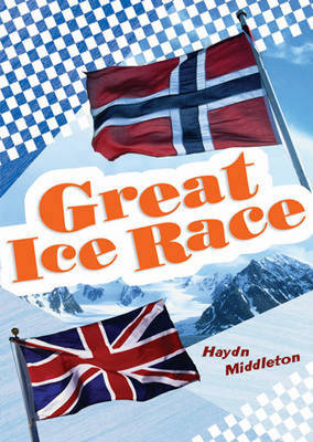 Pocket Facts Year 5: Great Ice Race by Haydn Middleton