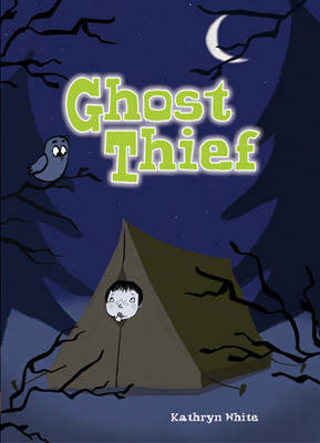 Pocket Chillers Year 3 Horror Fiction: Ghost Thief by