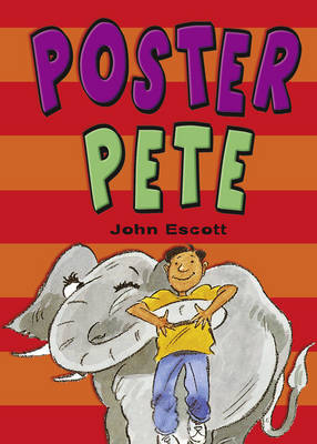 Pocket Tales Year 2 Poster Pete by John Escott