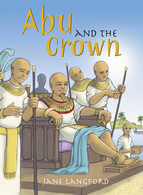 Pocket Tales Year 2 Abu and the Crown by Jane Langford