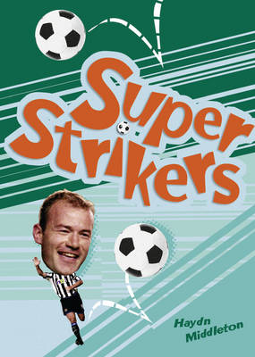 Pocket Facts Year 2 Super Strikers by Haydn Middleton