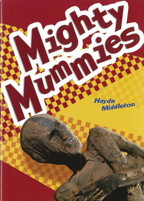 Pocket Facts Year 2 Mighty Mummies by Haydn Middleton