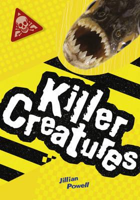 Pocket Facts Year 2 Killer Creatures by Jillian Powell
