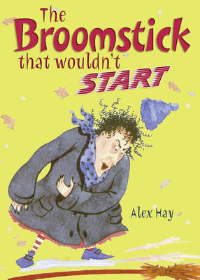 POCKET TALES YEAR 3 THE BROOMSTICK THAT WOULDN'T START by Alex Hay, Kate Simpson