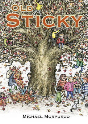 Pocket Tales Year 4 Old Sticky by Michael, O. B. E. Morpurgo
