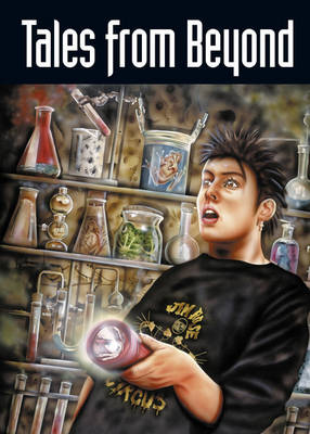Pocket Sci-Fi Year 6 Tales from Beyond by Chris McTrusty, Damien Broderik, Rick Kennet, Steven Woolman