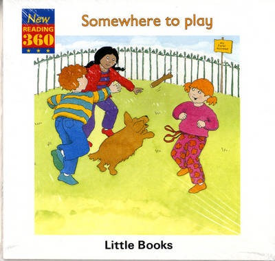 New Reading 360 Level 2: Little Books (3 Set) by