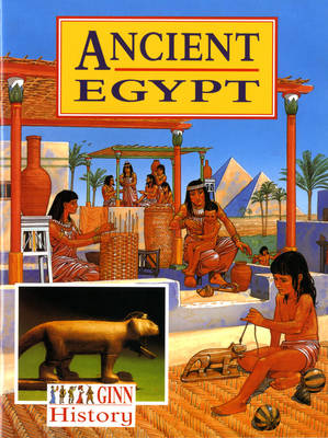 Ginn History Key Stage 2 Ancient Egypt Pupil's Textbook by