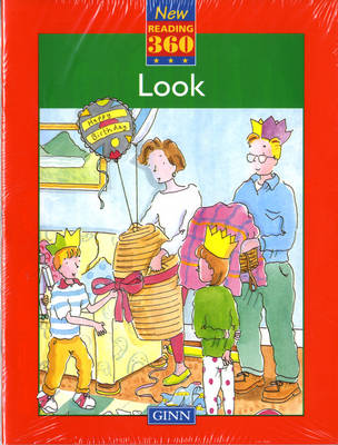 New Reading 360 Level 1: Core Readers (6 Pack) by