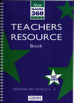 New Reading 360 Level 6-8: Teacher Resource Book (Revised 1995) by
