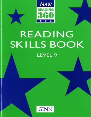 New Reading 360: Level 9 Reading Skills Book (1 Pack of 6) by