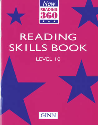 New Reading 360: Level 10 Reading Skills Books (1 Packet of 6 Books) by