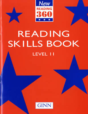 New Reading 360: Level 11 Reading Skills Books (1 Packet of 6 Books) by