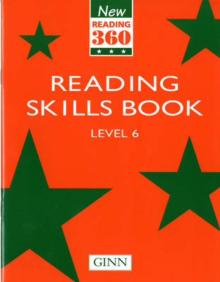 New Reading 360: Level 6 Reading Skills Book (1 Pack of 6) by