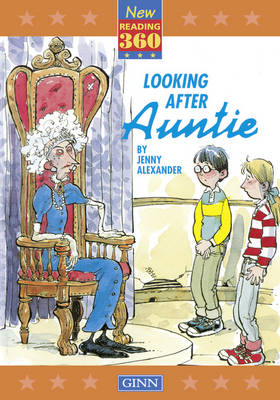 New Reading 360 Level 11: Book 4 - Looking After Auntie by