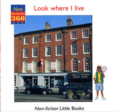 New Reading 360 Level 1: Non Fiction Little Books (4 Set) by